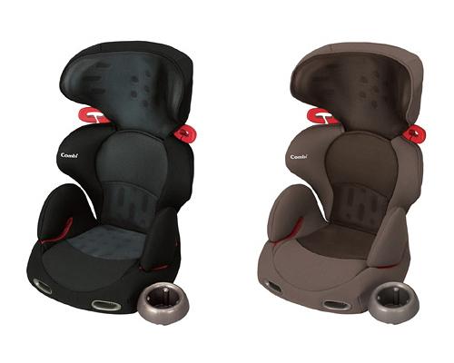【愛吾兒】Combi 康貝 New Buon Junior 安全汽車座椅/汽座 網眼黑/網眼棕