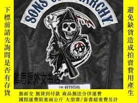 二手書博民逛書店【罕見】2014年出版 Sons Of Anarchy: The