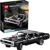 LEGO 樂高  Technic Fast & Furious Dom's Dodge Charger 42111 Race Car Building Set, New 2020 (1,077 Pieces)