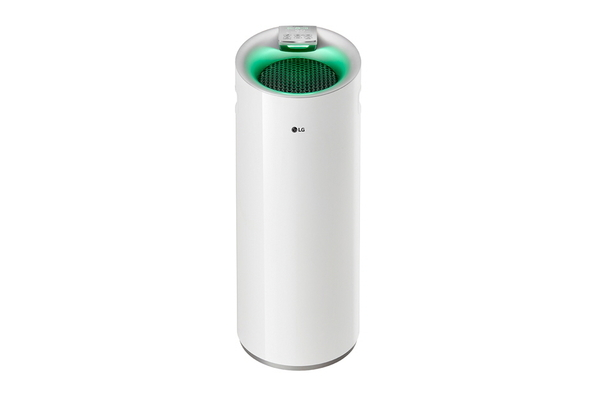 【LG樂金】 圓柱款空氣清淨機AS401WWJ1(Wi-Fi遠控版)