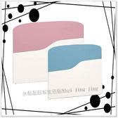 【水晶晶家具/傢俱首選】安妮塔5呎雙人床頭片~~雙色~~另有單人 JM8174-1