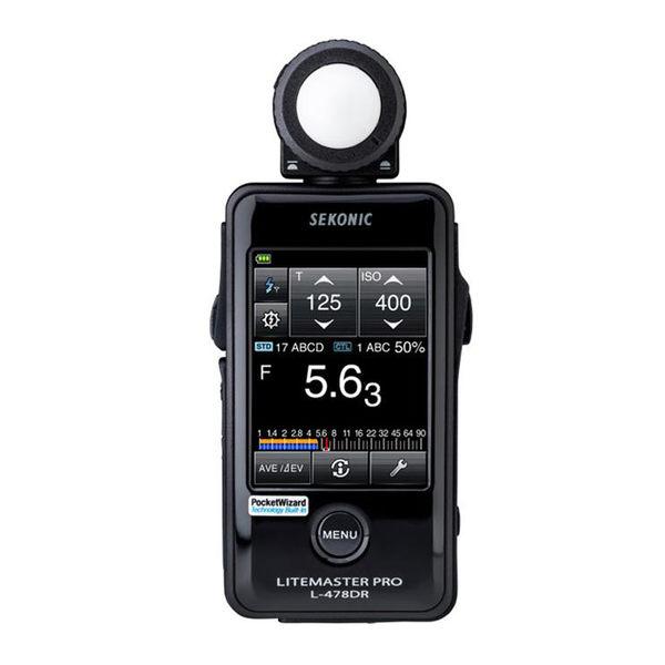 ◎相機專家◎ SEKONIC L-478DR 觸控式測光表 無線 電影 攝影 亮度表 L478DR 華曜公司貨