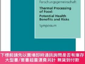 二手書博民逛書店預訂Thermal罕見Processing Of Food - Potential Health Benefits