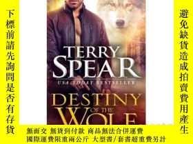 二手書博民逛書店Destiny罕見of the WolfY346464 Terr