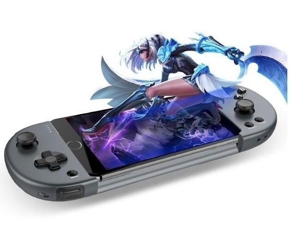 【Love Shop】無線拉伸搖桿 手機遊戲搖桿 藍牙手柄 王者榮耀cf吃雞手游手柄安卓蘋果IOS手機
