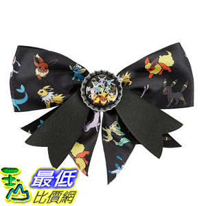 [美國直購] 神奇寶貝 精靈寶可夢周邊 Pokemon B01IENYFX2 Eevee Evolution Cheer Hair Bow