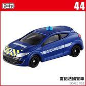 《 TOMICA 火柴盒小汽車 》TM044 雷諾法國警車  ╭★ JOYBUS玩具百貨