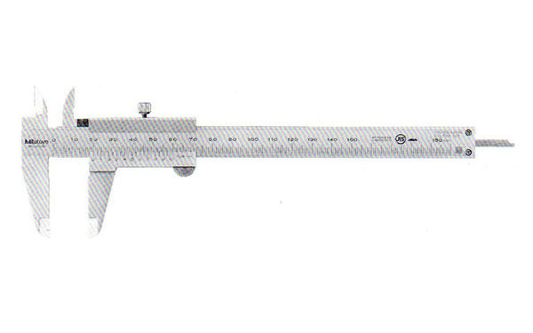 游標卡尺150mm日本製530-104三豐Mitsutoyo