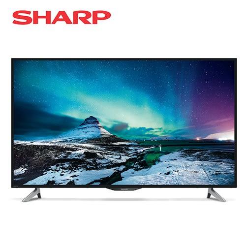 [SHARP 夏普]60吋 4K智能連網液晶電視 LC-60UA6800T