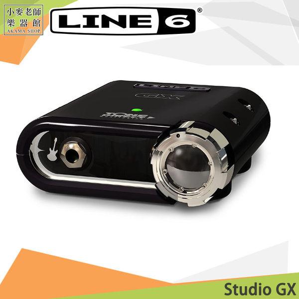 【小麥老師 樂器館】 Line 6 POD studio GX USB 錄音介面