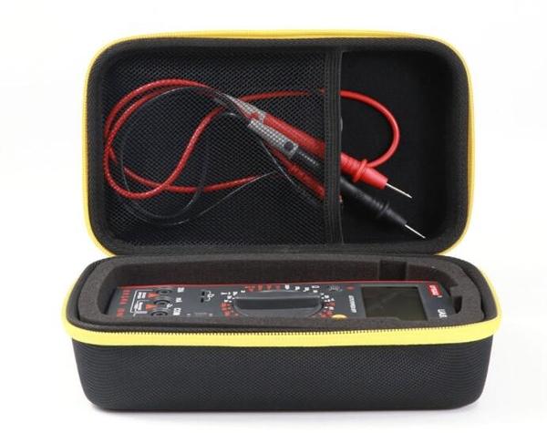 適用於fluke福祿克萬用表收納包 F117C/F17B+/15B+/F115C 防震包 收納盒