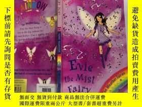 二手書博民逛書店evie罕見the mist fairy: 霧精 靈Y200392