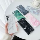 三星 Note 20 10 Ultra Plus 光面大理石紋 手機殼 防摔 簡約軟殼 保護套 冷淡風 note20
