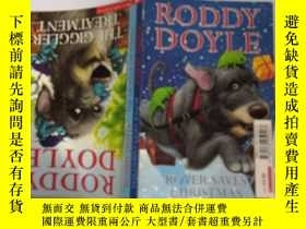 二手書博民逛書店roddy罕見Doyle Rover saves christmas 羅迪·道爾漫遊者拯救聖誕節Y20039