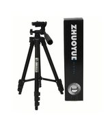 支架適用佳能尼康相機便攜三腳架通用數碼相機DV三腳架三角架支架送包YYJ 麻吉好貨