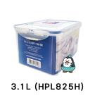樂扣樂扣 PP微波保鮮盒3.1L : LOCK&LOCK HPL825H