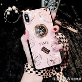 iPhonex手機殼xs女xsmax網紅iPhone6s新款6sp蘋果7plus個性i8防摔 漾美眉韓衣
