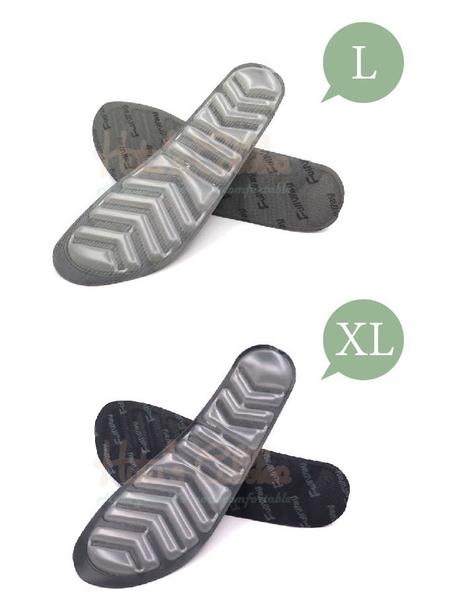 鞋墊.鞋材.Fullway釋壓按摩氣墊鞋墊.S/M/L/XL【鞋鞋俱樂部】【906-C170】