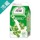 光泉綠豆沙調味乳400ml【愛買冷藏】
