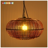 DecoBox中國風經典竹燈罩(46公分-1個)-不含燈泡線材(插花,花器)