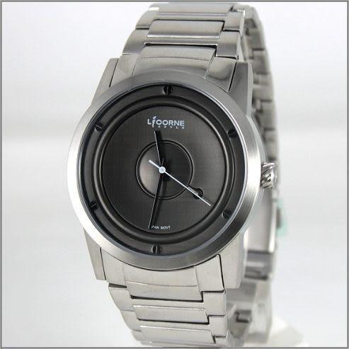 【萬年鐘錶】 LICORNE力抗錶 黑 時尚錶 LI027MWBI