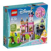 樂高積木LEGO 迪士尼公主系列 41152 睡美人的童話城堡