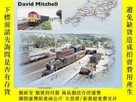 二手書博民逛書店Rail罕見Freight in Devon and Cornwall-德文郡和康沃爾郡的鐵路貨運Y41495