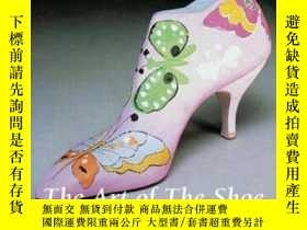 二手書博民逛書店Art罕見Of The Shoe (magnus Collection)Y364682 Marie-josep