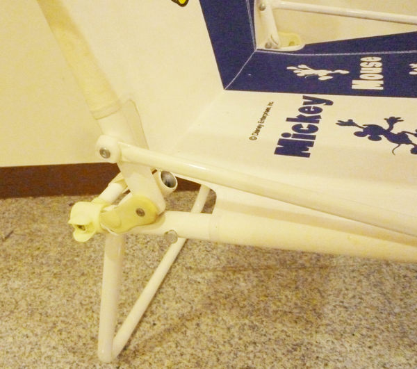 【震撼精品百貨】米奇/米妮_Micky Mouse~家具-椅子