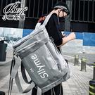 後背包 三用機能韓版Sllyme大容量雙...