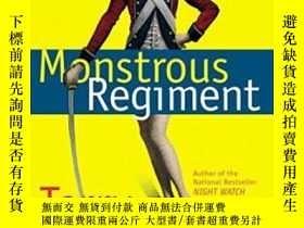 二手書博民逛書店Monstrous罕見RegimentY364682 Pratchett, Terry Harpercolli