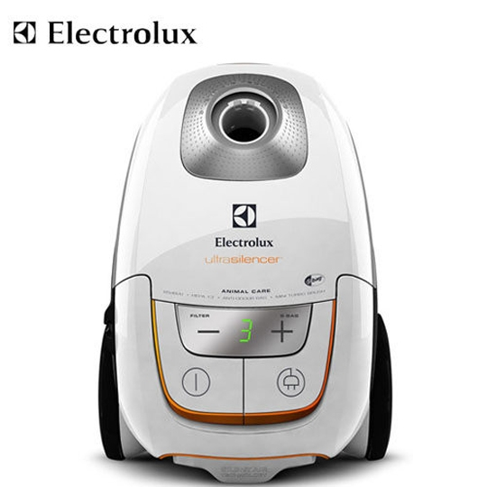 (特別賣場)【伊萊克斯】超靜音吸塵器UltraSilence 送風動吸頭+隨機贈品