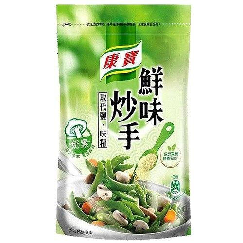 康寶鮮味炒手奶素(袋)500g