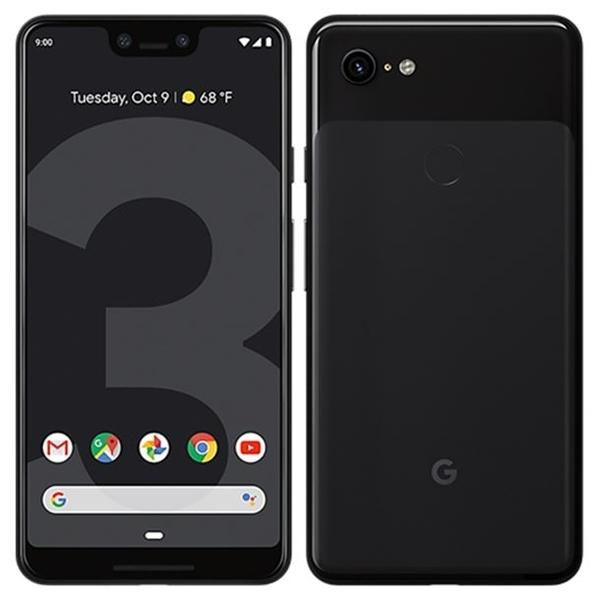 全新未拆Google Pixel 3 128G G013A 安卓10原生系統 保固18個月 谷歌原廠手機 有正品防偽標