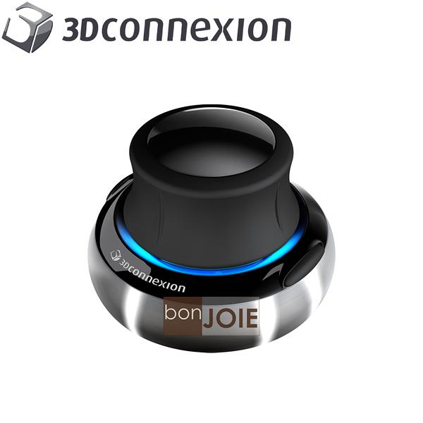 ::bonJOIE:: 美國進口 3Dconnexion 3DX-700028 3D移動控制器 SpaceNavigator 3D Mouse CAD 繪圖 旋鈕控制器 3D Navigation