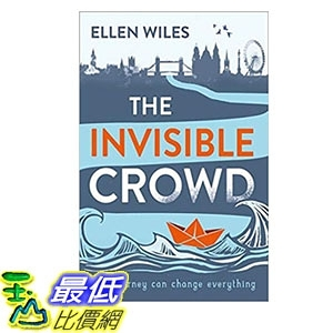 2018 amazon 亞馬遜暢銷書 The Invisible Crowd