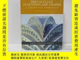 二手書博民逛書店Precalculus罕見Functions and Graph