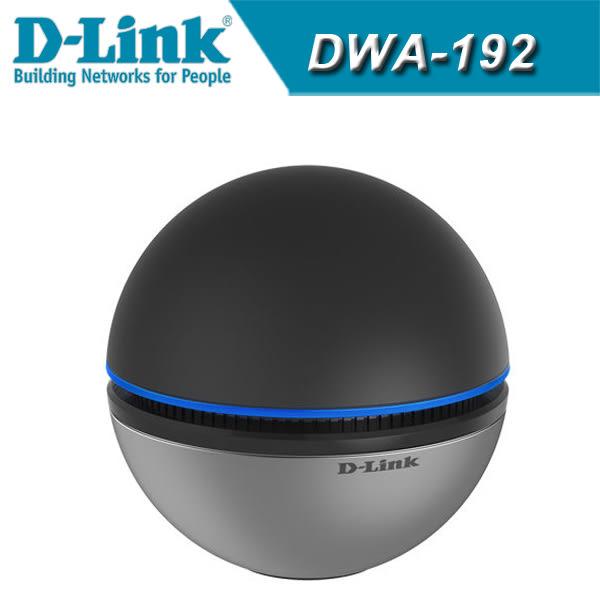 【免運費】D-Link 友訊 DWA-192 Wireless AC1900 雙頻 USB3.0 無線網卡
