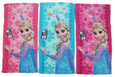 【卡漫城】 冰雪奇緣 小毛巾 3條一組 ㊣版 Frozen 艾莎 安娜 Elsa Anna 童巾 洗臉巾 毛巾