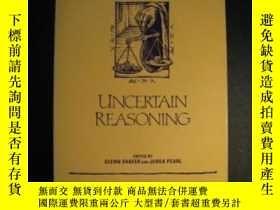 二手書博民逛書店Readings罕見In Uncertain Reasoning-不確定推理閱讀Y436638 Glenn S