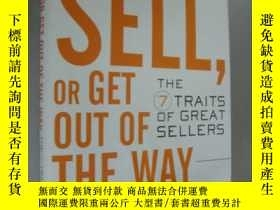 二手書博民逛書店Lead,Sell罕見or Get out of The Way