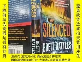 二手書博民逛書店The罕見Silenced: A Novel沉默(英文原版)Y1