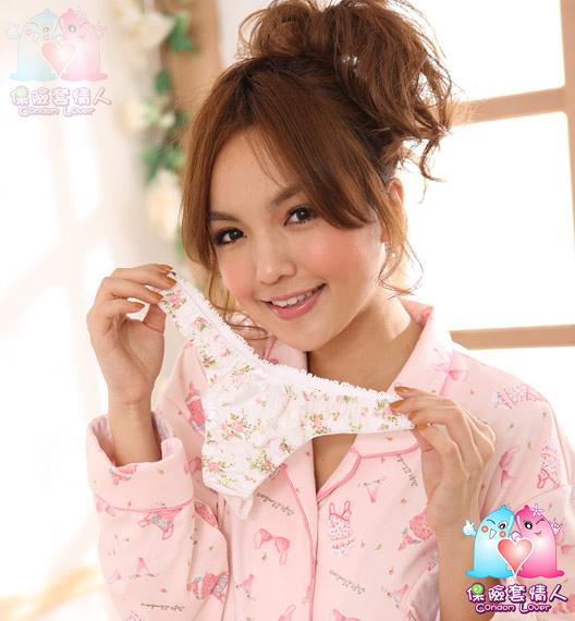 【愛愛雲端】性感內睡衣 性感內褲 開檔褲 丁字褲 綁帶 蕾絲 JJ0108-2