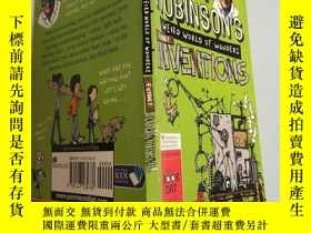 二手書博民逛書店Tony罕見Robinson s Weird World Wonders 托尼·羅賓遜的怪異世界奇跡Y2003