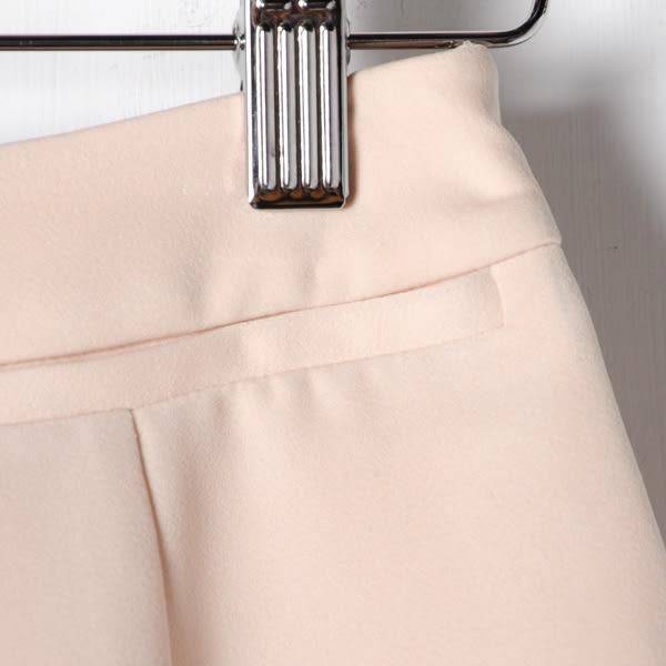 【MASTINA】假口袋後百褶窄裙-卡 精選單一價