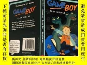 二手書博民逛書店Game罕見Boy 遊戲男孩.Y200392