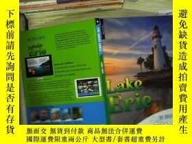 二手書博民逛書店the罕見great lakes lake erie 五大湖伊利湖Y180897