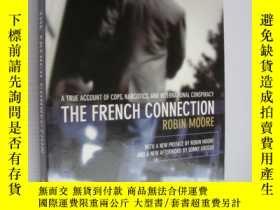 二手書博民逛書店The罕見French Connection:A true ac