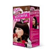 卡樂芙泡沫染髮劑巧克力棕【康是美】