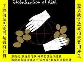 二手書博民逛書店Financial罕見Derivatives And The Globalization Of Risk-金融衍生